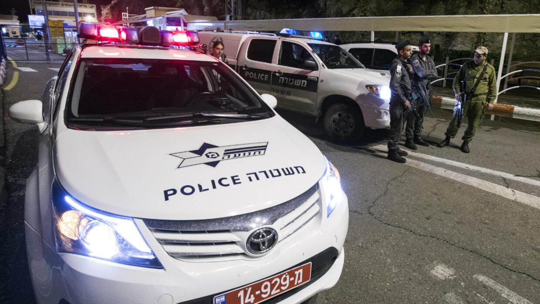 Hamas hails Jerusalem car attack targeting Israeli troops as 'response' to US peace plan