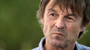 Kenzo Tribouillard, AFP | French Environment Minister Nicolas Hulot.
