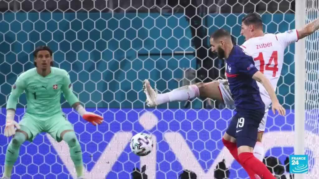 2021-06-29 00:01 Euro 2021: la France éliminée par la Suisse, qui défiera l'Espagne