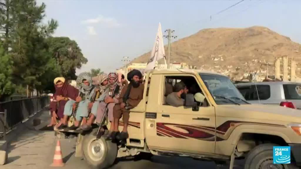 2021-08-26 18:05 Attentat en Afghanistan : l'Ei contre les Taliban, un conflit entre groupes jihadistes