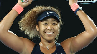 Japan's Naomi Osaka has won four Grand Slam titles