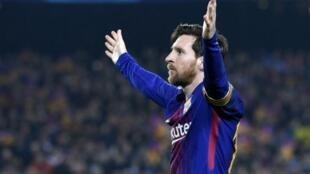 سجل ميسي أمام تشلسي هدفه 100 في دوري أبطال أوروبا