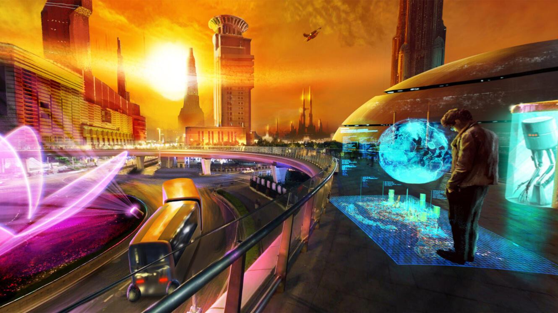 Shanghai en 2050 ?