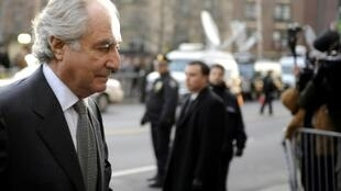 Bernie Madoff was sentenced to 150 years in prison in 2009.