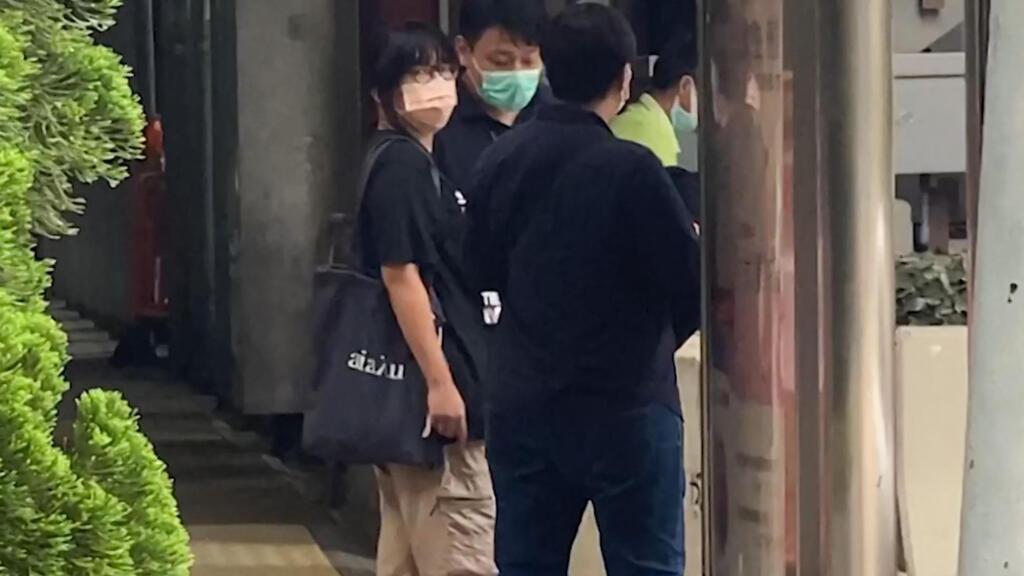 la militante pro-démocratie Chow Hang Tung arrêtée à Hong Kong