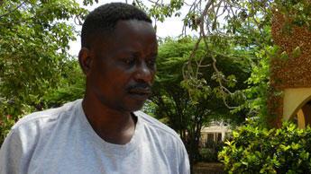 Bernard Benedictaponda indique que ses employeurs britanniques ne sont pas retournés sur l'île de Manda depuis l'enlèvement de Marie Dedieu.