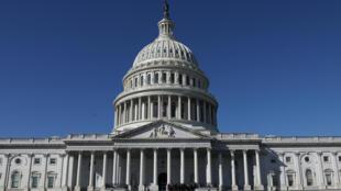Le capitole à Washington, siège du Congrès américain.