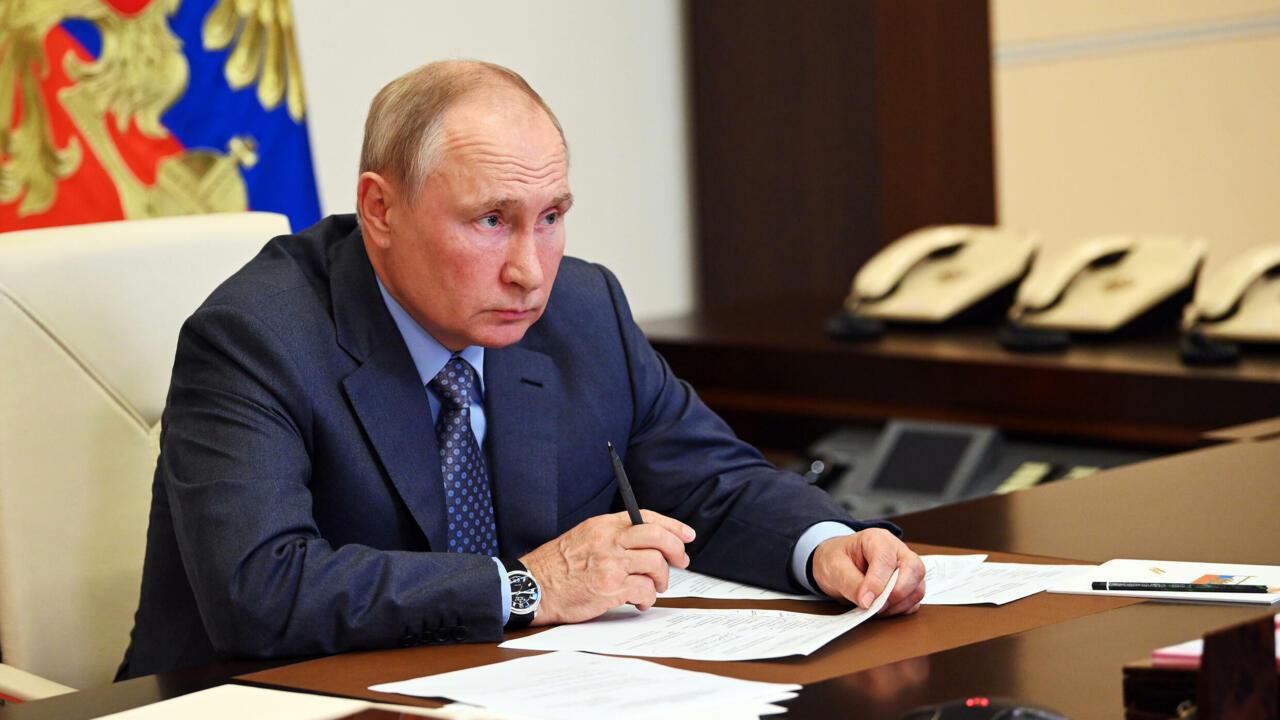 Putin will not attend COP 26 climate summit: Kremlin - France 24