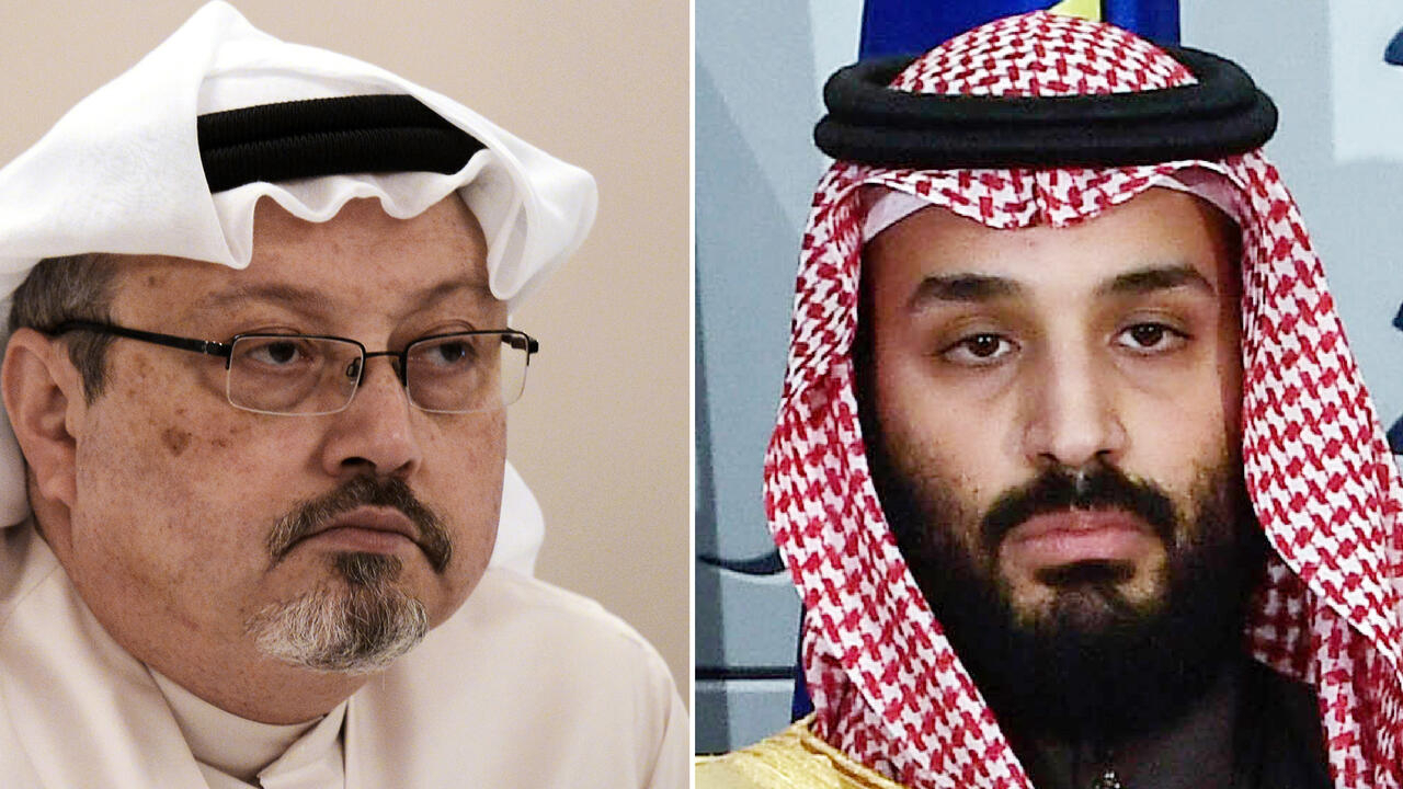 Press watchdog files lawsuit against Saudi prince over Khashoggi murder