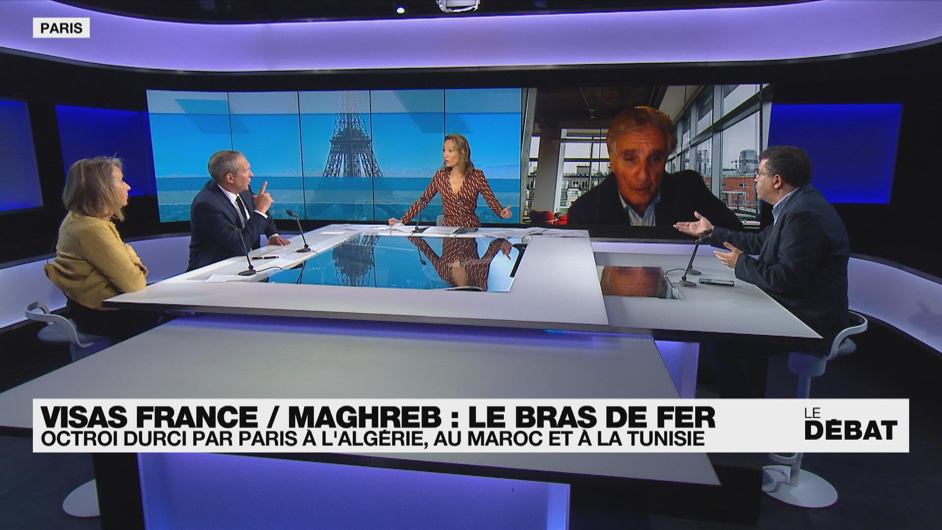 Le Débat de France 24 - mercredi 29 septembre 2021