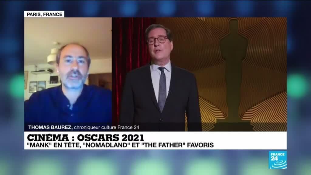 """2021-03-15 15:09 Oscars 2021 : le film """"Mank"""" en tête de la course avec 10 nominations"""