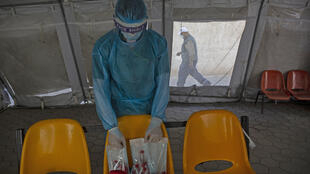 Both Hamas and the Palestinian Authority had strongly condemned Israel's initial refusal to allow passage for the Covid vaccines intended for frontline health workers in Gaza