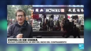 2021-01-23 13:43 Informe desde Wuhan: se conmemora un año del inicio del confinamiento por el Covid-19