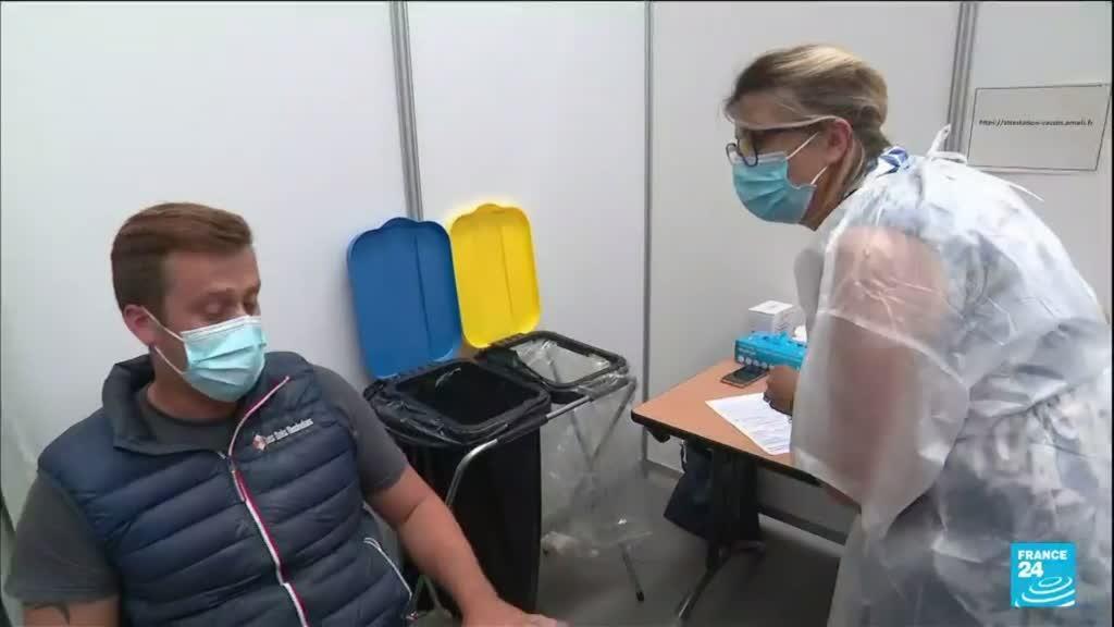 2021-07-28 10:04 Covid-19 en France : un Français sur deux est désormais complètement vacciné