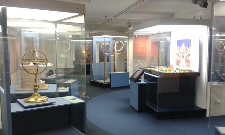 اكتشافات قديمة للمسلمين معروضة بمتحف الثقافة الإسلامية