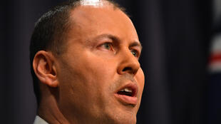 Australia's treasurer Josh Frydenberg was tested for coronavirus after suffering a coughing fit while delivering a speech about the effect of the epidemic on the country's economy