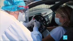2020-07-16 13:01 Covid-19 en France : Les masques obligatoires dans les lieux clos la semaine du 20 juillet