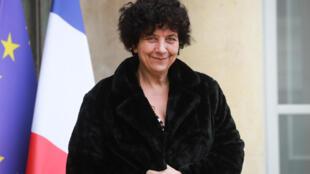 Frédérique Vidal le 4 mars 2020 à Paris