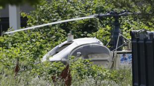 Redoine Faïd s'est évadé le 1er juillet 2018 en hélicoptère de la prison de Réau.