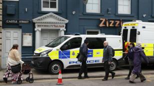 Sergueï Skripal et sa fille Youlia avaient été retrouvés inconscients à Salisbury, dans le sud de l'Angleterre.