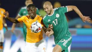 Le choc entre la Côte d'Ivoire et l'Algérie en quarts de finale de la CAN-2019 a tenu ses promesses.