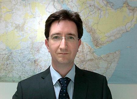 Vincent Bisson, politologue spécialiste du Maghreb et directeur de l'Aran – Arab Analysis