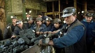 A miners strike in Romania is sparking fears of power cuts