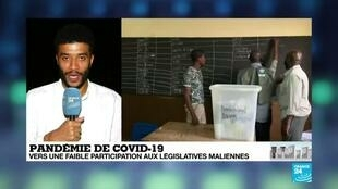 2020-03-30 08:11 Covid-19 : Vers une faible participation aux législatives maliennes
