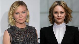 L'actrice américaine Kirsten Dunst et la Française Vanessa Paradis rejoignent le jury du festival de Cannes 2016.