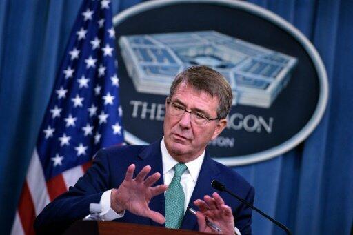 وزير الدفاع الأمريكي أشتون كارتر