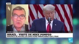 2020-11-18 17:03 Les États-Unis impose de nouvelles sanctions contre l'Iran