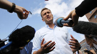 Russian opposition leader Alexei Navalny has often been jailed and physically attacked