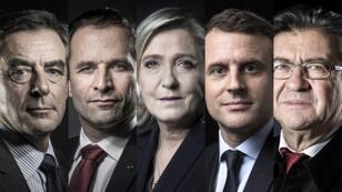 Répondez aux questions de la Boussole électorale pour savoir de quel candidat vous êtes le plus proche.