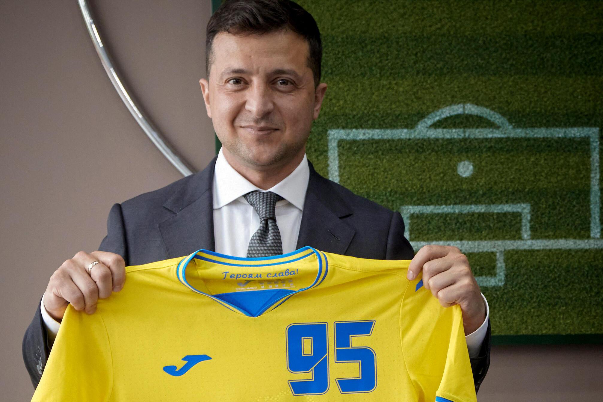 Ukraine football geopolitique