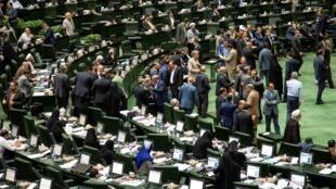 Iran-parliament