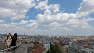 منظر عام للعاصمة النمساوية فيينا