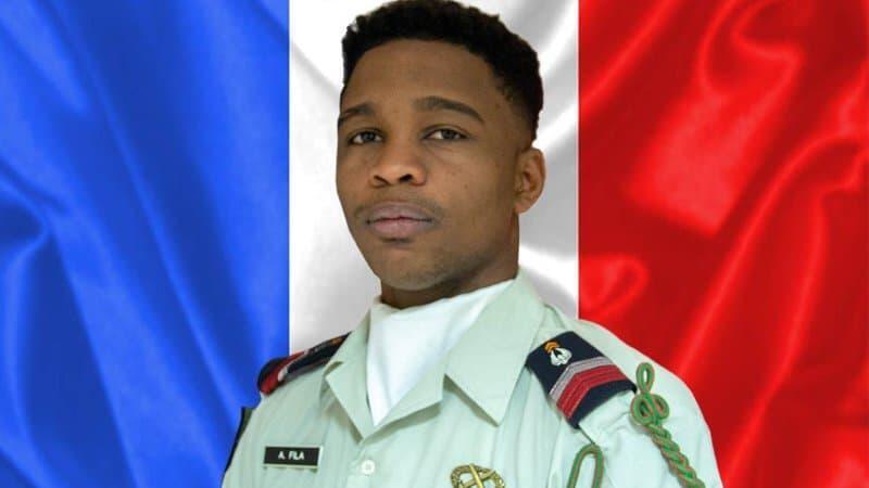Le brigadier-chef Andy Fila est mort, le 31 juillet, au Tchad.