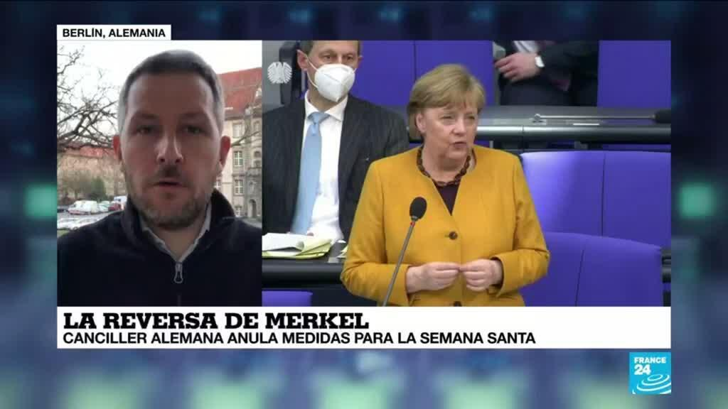 2021-03-25 00:08 Informe desde Berlín: reacciones a la cancelación de restricciones previstas para Semana Santa