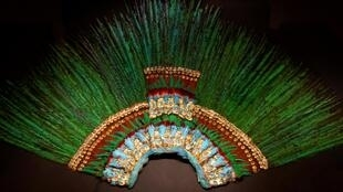 The Aztec headdress is at the centre of a long-running wrangle between Austria and Mexico