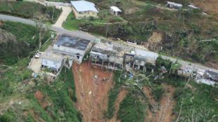 Puerto Rico busca recuperar la normalidad tras el paso de los huracanes Irma y María