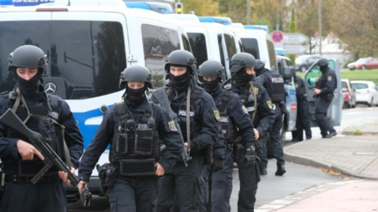 At least two killed in shooting in Germany's Halle: police