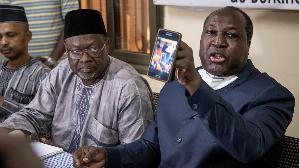Burkina Faso : l'opposition réitère ses accusations de fraudes lors de la présidentielle