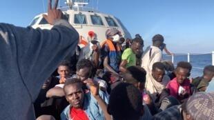 Libya screengrab