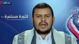 عبد الملك الحوثي قائد حركة أنصار الله الزيدية الشيعية في اليمن