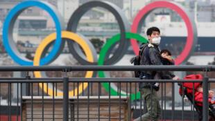 Tokyo Olympics mask covid-19