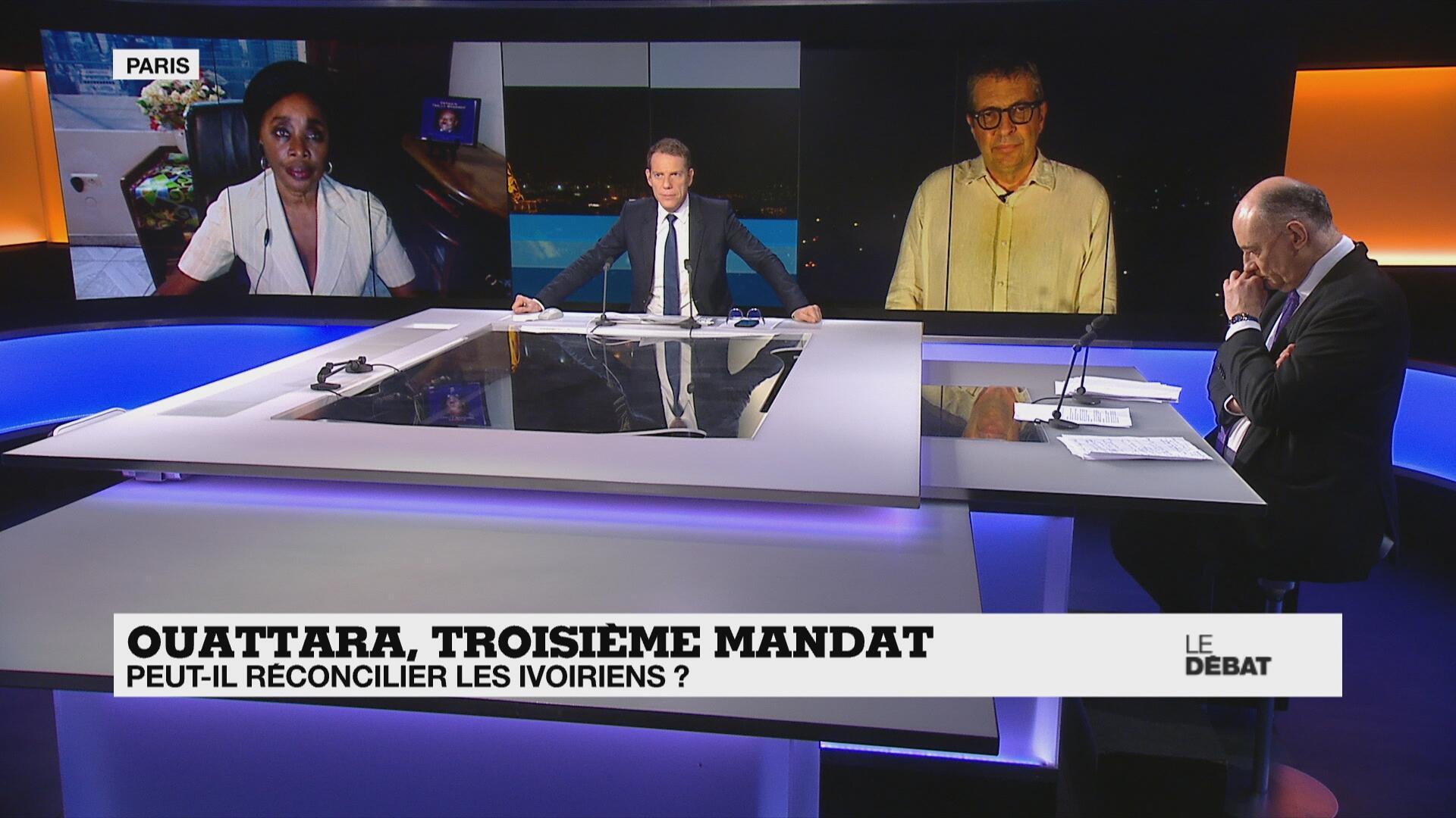 Le Débat de France 24 - lundi 14 décembre 2020