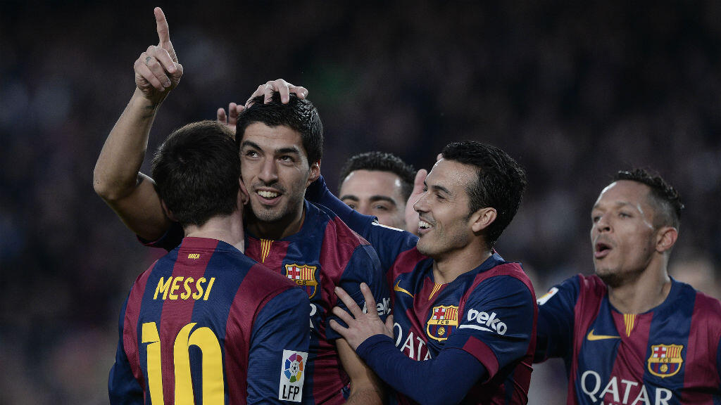 Le FC Barcelone a retrouvé un Lionel Messi hors norme en 2015.