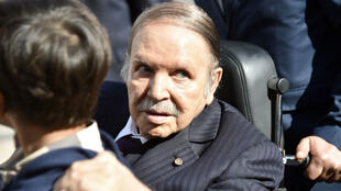 الرئيس بوتفليقة يحكم الجزائر منذ أبريل/نيسان 1999.