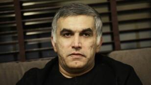 نبيل رجب يواجه عقوبة السجن 15 عاما لمشاركته أو دعوته إلى التظاهر ضد الحكم في البحرين.
