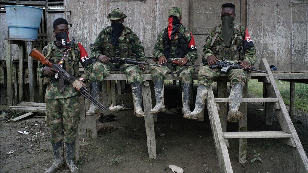 ELN anunció cese el fuego durante las presidenciales de Colombia. Archivo 31 de agosto de 2017